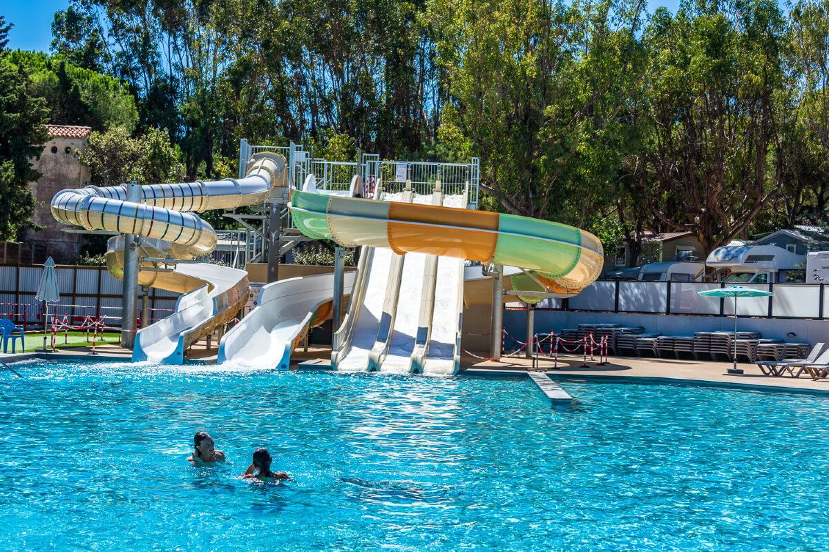 Barrière de protection piscine Giens