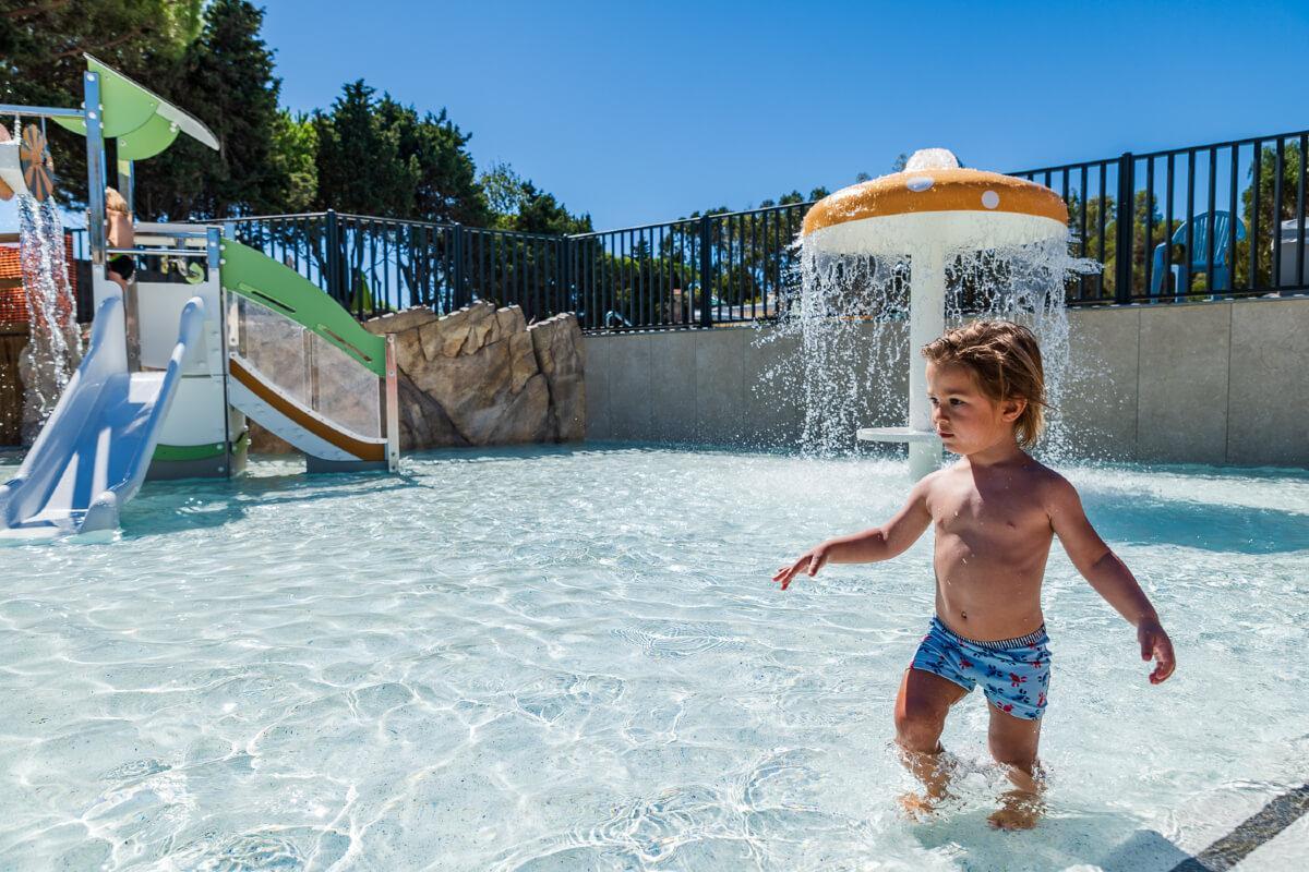 Barrière de sécurité piscine Giens